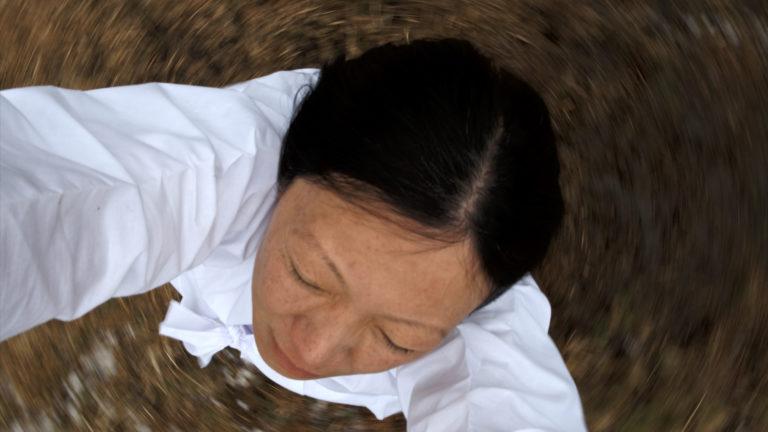 Jane Jin Kaisen filmet fra luften